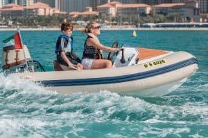 The Adventure Begins – Dubai's Iconic Coastline