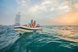 The Burj Al Arab - Dubai's Famous 7-Star Hotel